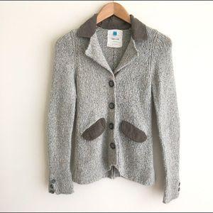 🌷 Anthropologie Sparrow sweater cute cardigan top